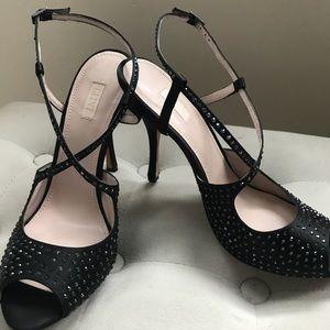 Shoes - NWOT Glint heels